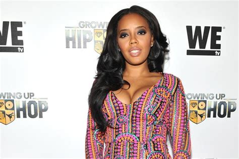 Angela Simmons Hints At New Relationship Following Yo