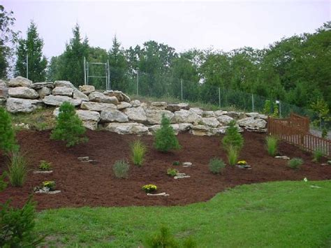 landscape hillside ideas landscaping berms are popular landscape design elements which can be placed right