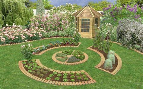 mandala garden design horta mandala yard pinterest mandalas and design