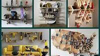 creative home decorations 40 New Creative Shelves Ideas - DIY Home Decor - YouTube