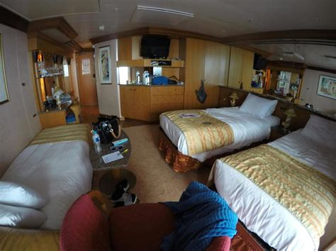 Suite 6203 On Carnival Spirit Category U3