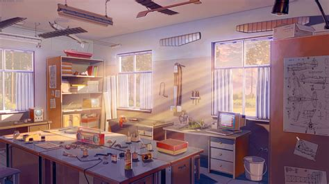 Anime Room Wallpaper - wallpaper anime kitchen interior design cottage home