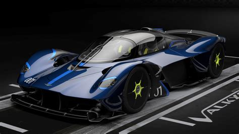 the aston martin valkyrie now comes with a track top gear