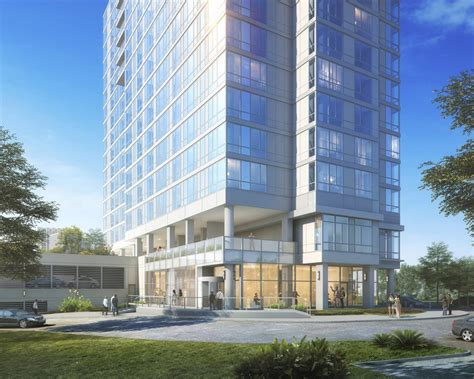 First Tenants Could Be Moving Into Voorhies Avenue Tower ...