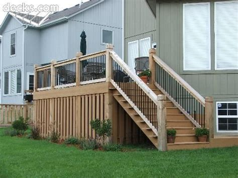 deck skirting ideas other than lattice like trim deck instead of lattice deck ideas