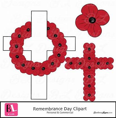 Remembrance Clipart Clip Barbara Giveaway Activities Leyne