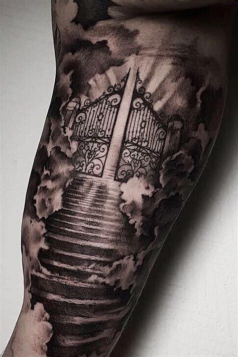 tattoo uploaded  max  stairwaytoheaven