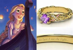 disney engagement rings tangled photo 36819126 fanpop With rapunzel wedding ring