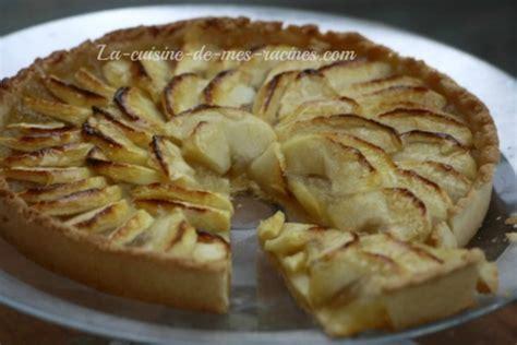 tarte aux pommes le de cuisine algerienne