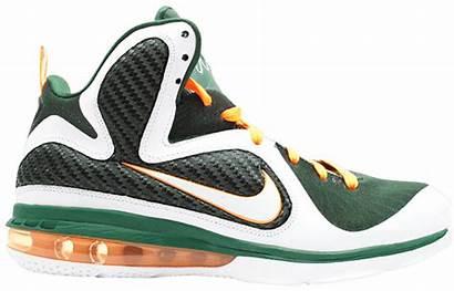 Lebron Miami Hurricanes Nike Goat