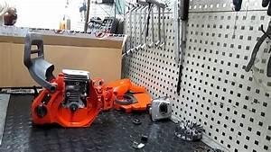 Chainsaw Husqvarna 440 X Torqe Repair Manual