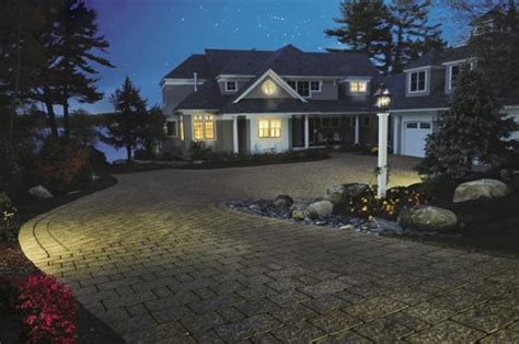 landscape lighting installation landscaping network