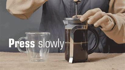 Press French Coffee Tips Better Slow Maker