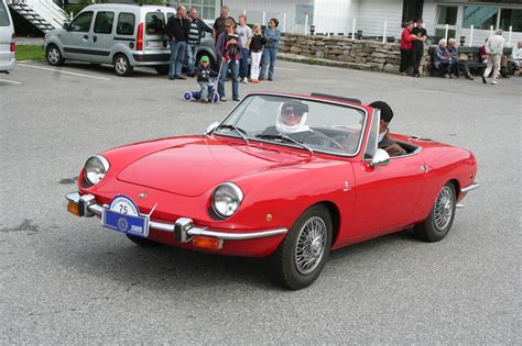 1968 Fiat Spider photo 1968 fiat 850 spider owner steinar myklebust img