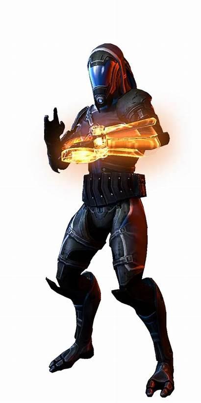 Quarian Male Infiltrator Mass Effect Engineer Me3