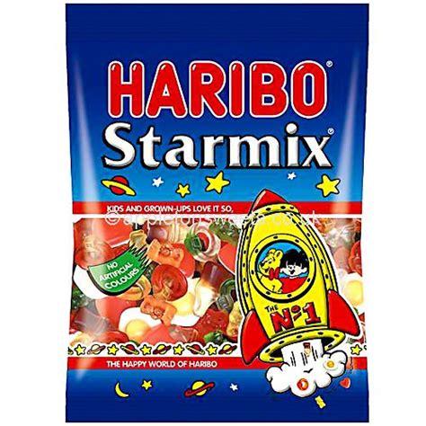 haribo starmix 12 x 160g appletons
