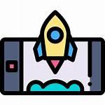 Rocket Icon Flaticon Icons