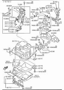 1999 Mazda Miata Hose  Joint - Filler Pipe