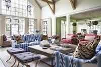 designer home decor Colorful Lake House - Summer Thornton Design