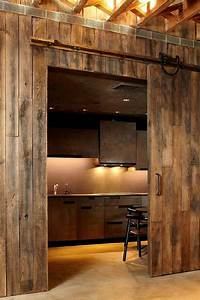 25 Trendy Kitchens That Unleash The Allure Of Sliding Barn