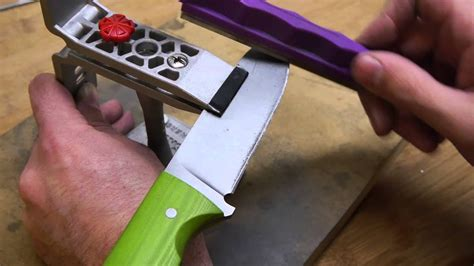 How To Sharpen A Knife  Youtube