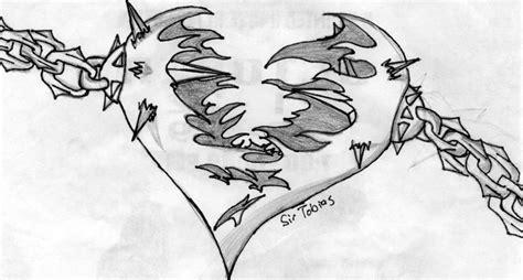 hearts torn  sir tobias  deviantart
