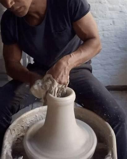 Throwing Ceramics Wheel Copenhagen Vessels Mesmerizing Ceramicist