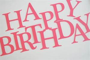 happy birthday to me becomeanex With happy birthday big letters
