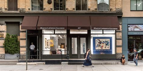 Welcome To Martin Lawrence Galleries In New York