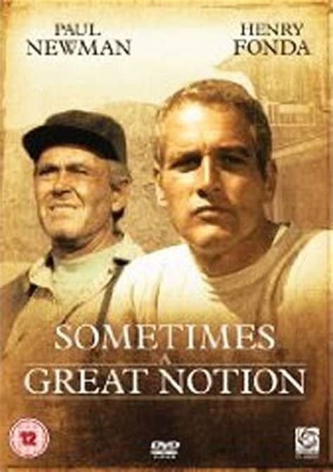 paul newman lumberjack sometimes a great notion with paul newman and henry fonda