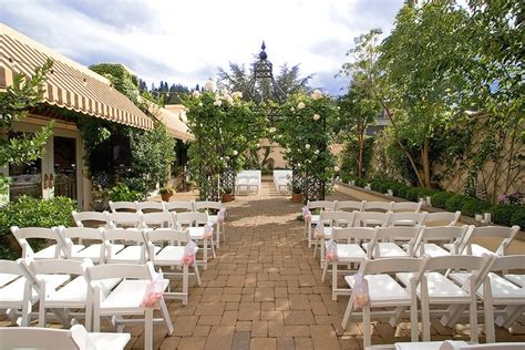 gardens and wedding on