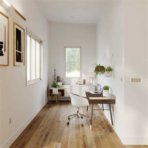 Small Modular Scandinavian Style Home by 20 Irresistible Scandinavian Home Offices That Will Boost