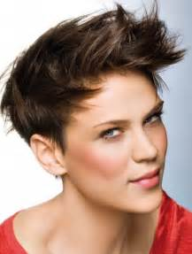 Short Spiky Haircuts for Fine Hair