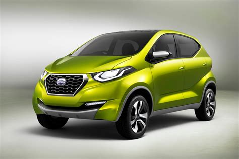 New Datsun by New Datsun Redi Go Concept Hints At Small Cuv For India