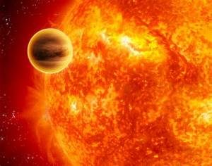 Beyond Earthly Skies: Fiery World