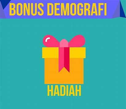 Bonus Demografi Untuk Benar Siedoo Cuma Indonesia