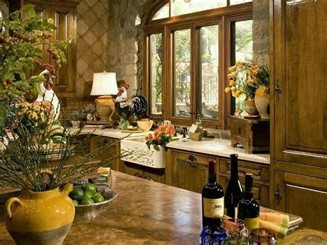 gorgeous kitchen designs  tuscan decor