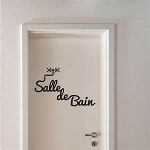 Decoration De Porte : d co porte salle de bain ~ Teatrodelosmanantiales.com Idées de Décoration