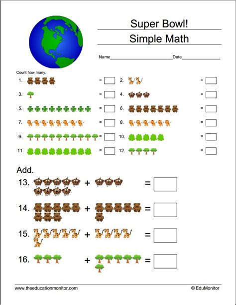 earth day worksheets for grade earth best