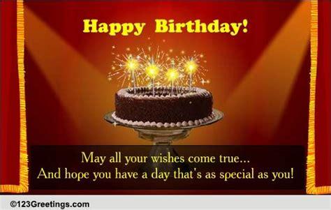 birthday star  birthday wishes ecards greeting cards