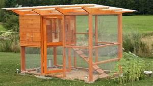 Construire Un Poulailler En Bois : comment construire un poulailler tutoriel diy ~ Melissatoandfro.com Idées de Décoration