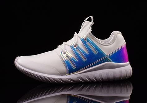 Adidas Tubular Radial 'iridescent'