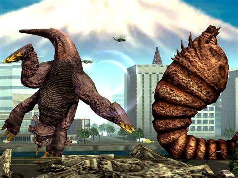 From the early 1980s to the present, a variety of video games (ranging from mobile, online and console games). Godzilla: Save the Earth Screenshots - Video Game News ...