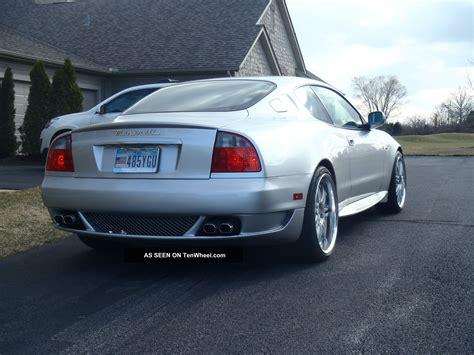 2005 Maserati Gransport Base Coupe 2 Door 4 2l