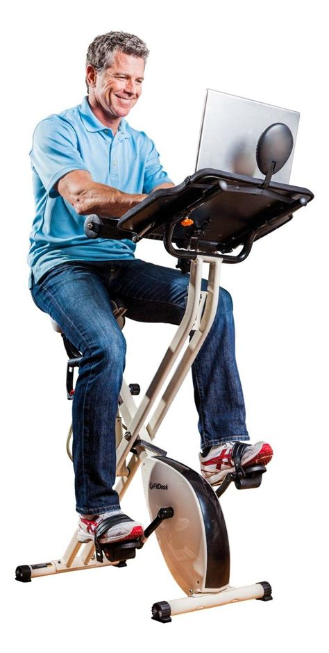 Amazon.com : FitDesk 2.0 Desk Exercise Bike with Massage