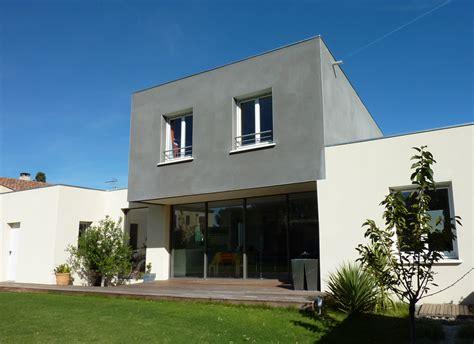 meuble cuisine suspendu atelier d 39 architecture banégas villas villa cm villa contemporaine à lavérune 34 880 hérault