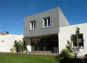 atelier d39architecture banegas villas villa cm villa With couleur de fa ade moderne