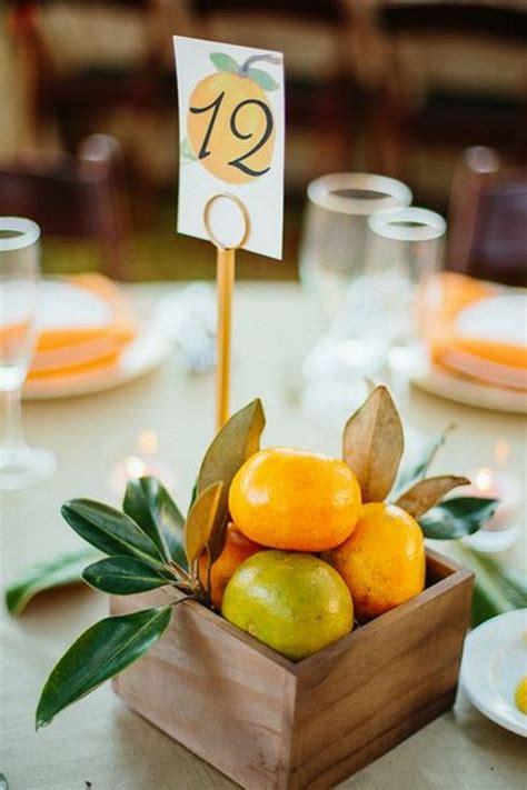 fantastic citrus orange wedding ideas   puff