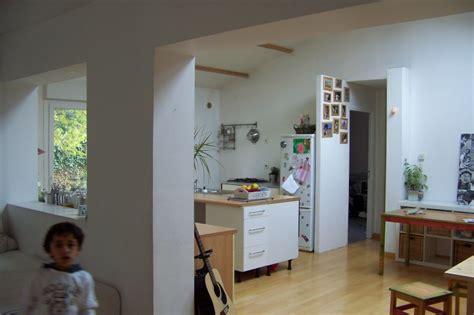 separation cuisine sejour plan de travail separation cuisine sejour excellent qb