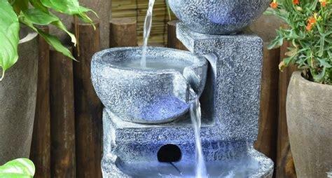 fontane da terrazzo fontane da giardino fontane fontane per arredare il